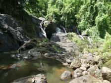 Pha Suea Waterfall near Mae Hong Son