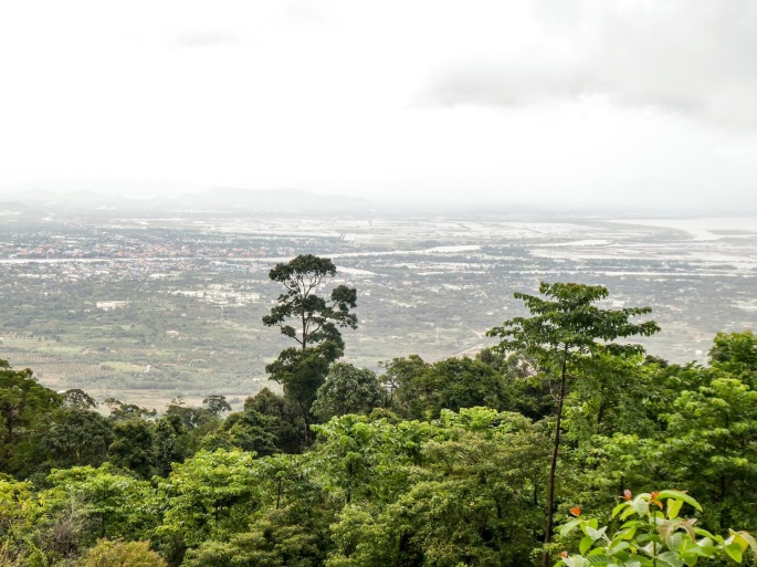 View from Bokor