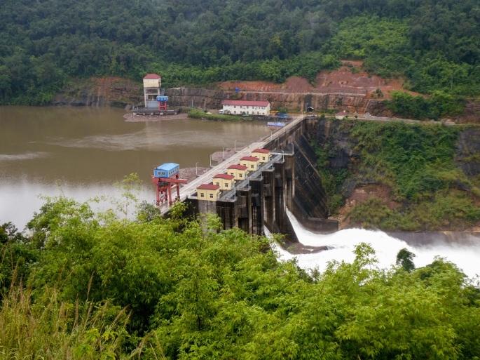 Cardamom mountains dam